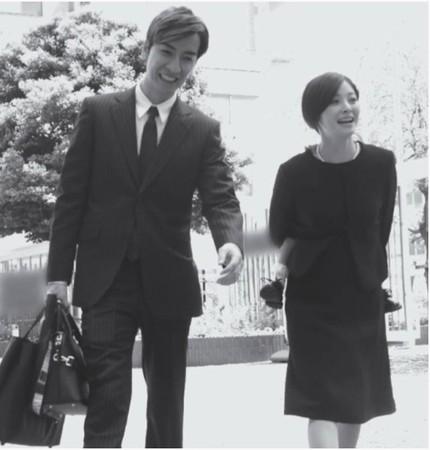 青春回忆!橘庆太松浦亚弥交往17年后幸福同框