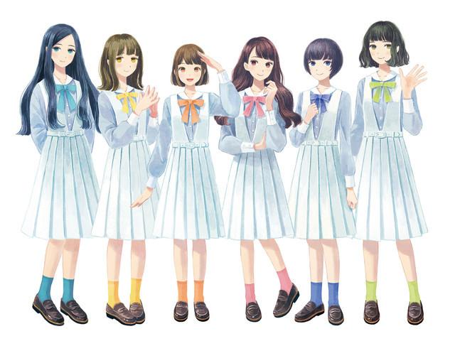 "whiteeeen组合加入新成员  6人组合""whiteeeen2""再出发"