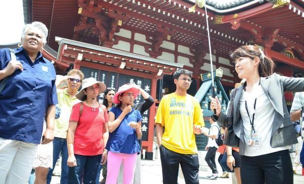 日本今年1月至4月外国观光客人数超过1000万