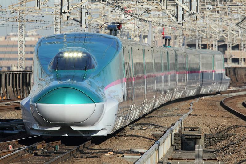 JR东日本开始在新干线列车内免费提供无线LAN服务