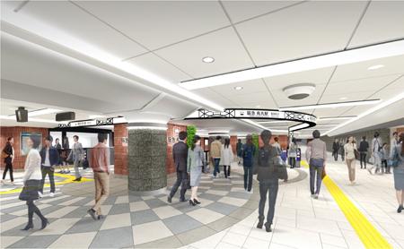 阪急电铁将改建乌丸站检票口并设置观光咨询处