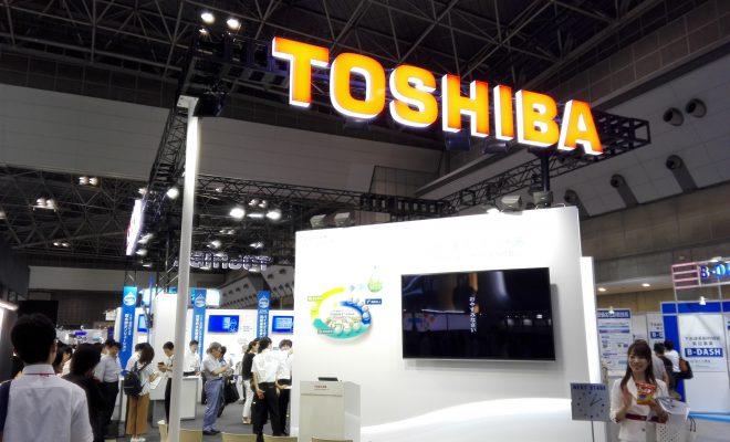 东芝将与双日合作开发新一代锂电池材料