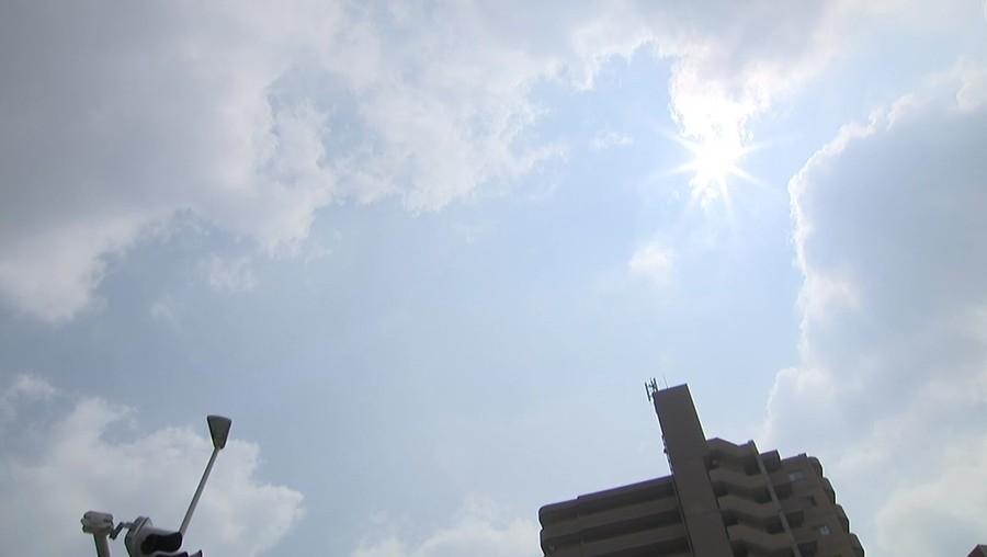 日本各地中暑人数达到9956人 高温死亡12人