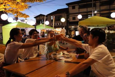 长崎 云仙温泉 啤酒花园