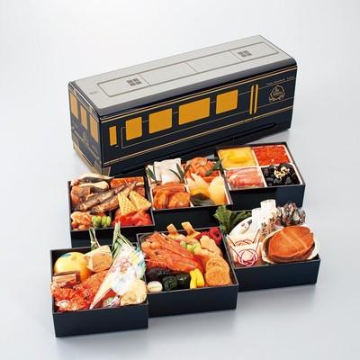 日本各家近铁百货店开始预售年节菜