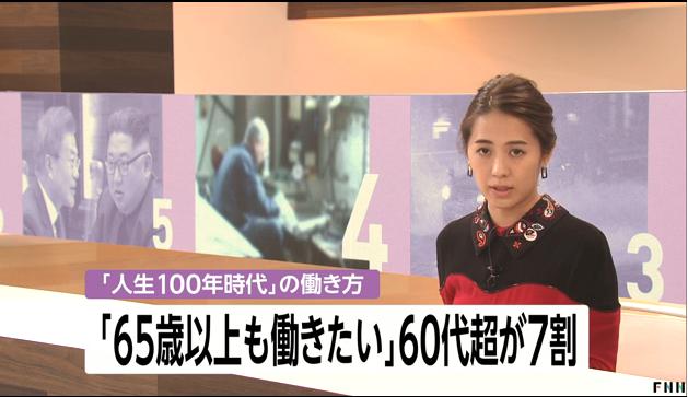 """超7成的60代表示""""超过65岁也想工作"""""""