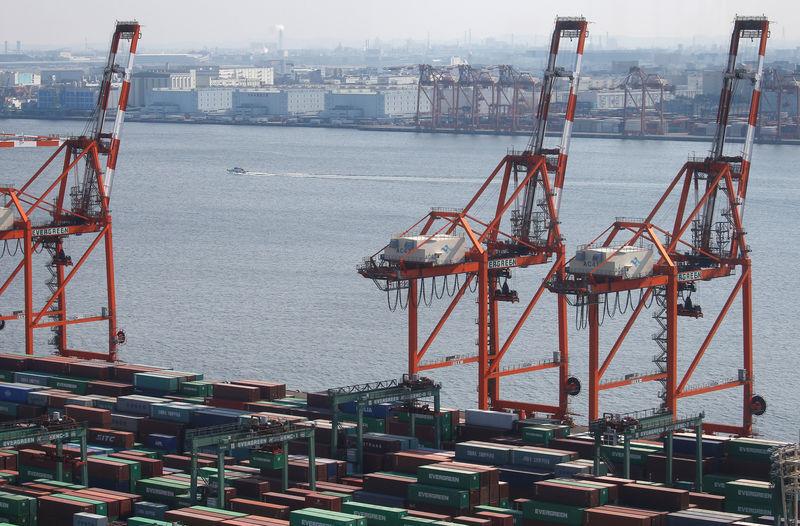 日本2018上半财年贸易盈余为2220亿日元