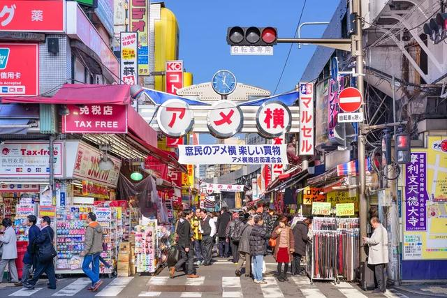 在东京,不参加这五个项目都不好意思说自己在东京跨年