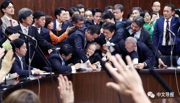 日本参议院强行通过《入管法》修正案