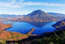 奥日光红叶之半月山及中禅寺湖畔散步