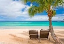 夏日海滩休闲一刻 冲浪+吹海风+看美女帅哥
