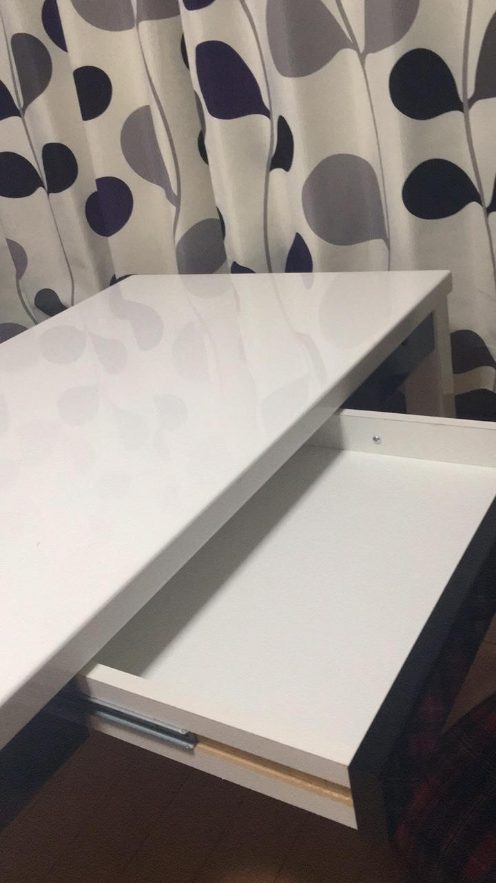 抽屉桌1200x600x390mm,2014年新品购入