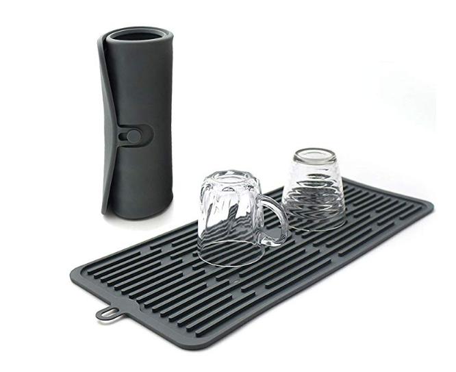 沥水垫,可用于排空杯中积水