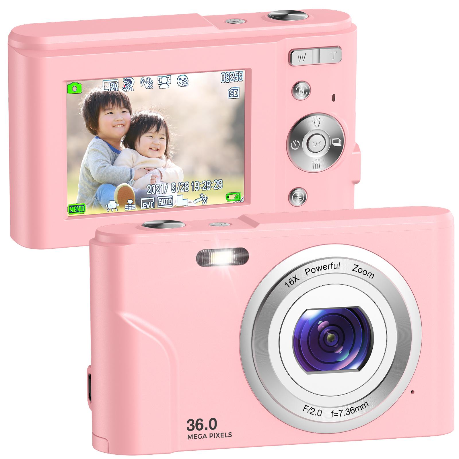 9成新卡片相机