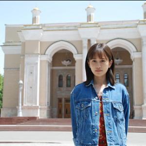 日本演员前田敦子主演黑泽清最新电影《旅途的结束,世界的开始》 ... ...