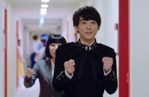 日本演员高桥一生出演大发公司111周年纪念视频