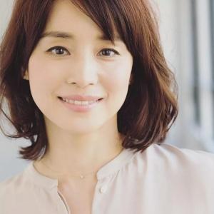 """49岁单身的她,不仅是日本INS女王,还入选""""女性最想拥有的颜"""" ... ... ... ..."""