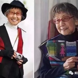 日本最牛女记者 96岁失恋100岁获奖(图)