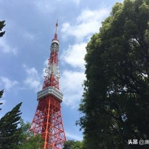 东京六大旅游景区,值不值你去东京一趟