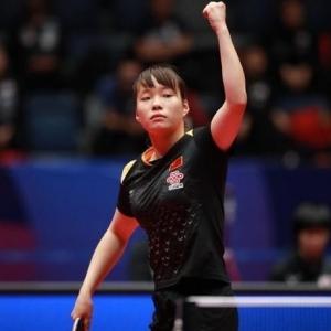 中国17岁天才7战全胜  双杀日本冠军(图)