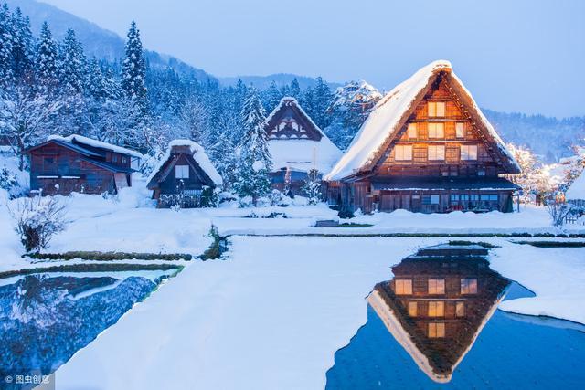 为什么很多人说日本是冬季旅行的胜地?