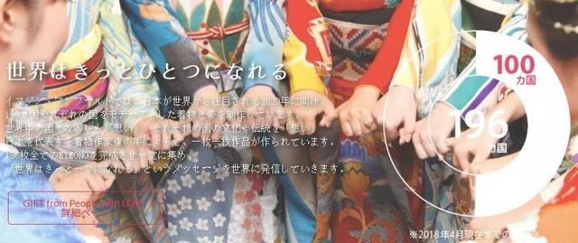 东京奥运会即将来临,日本为196个国家定制的特色和服惊艳世界