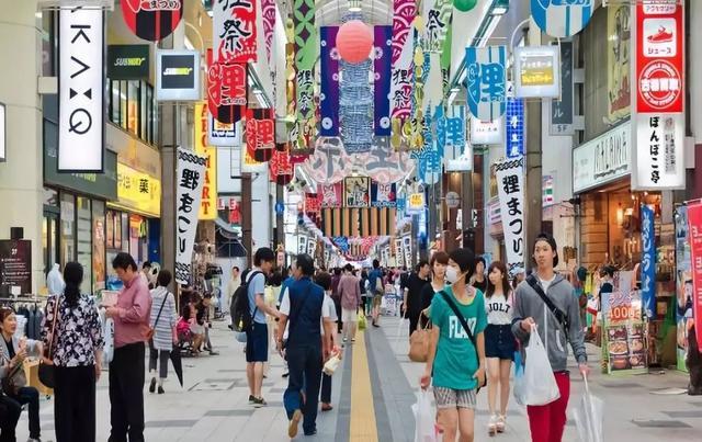 日本建全球最大自贸区?预计去日本的中国人更多了……