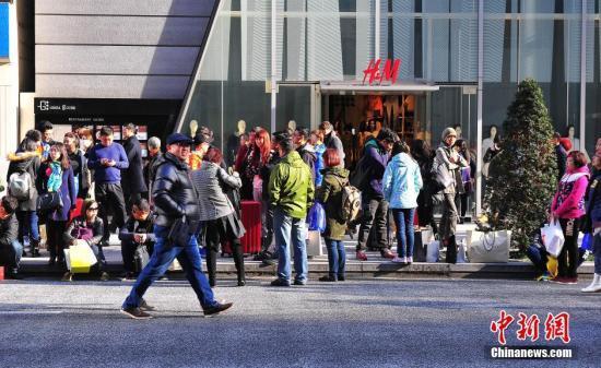 """日华媒:中国""""代购""""减少,日本百货店明暗两分"""