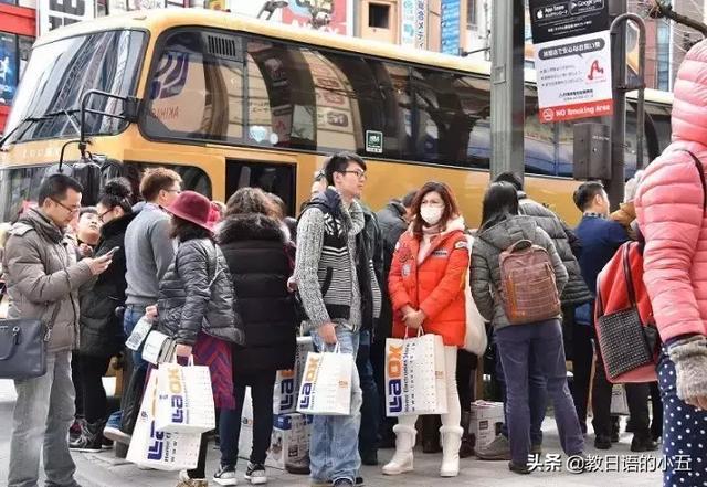 日本人把访日中国游客分为4类,他们眼里这样玩的是有钱人... ...