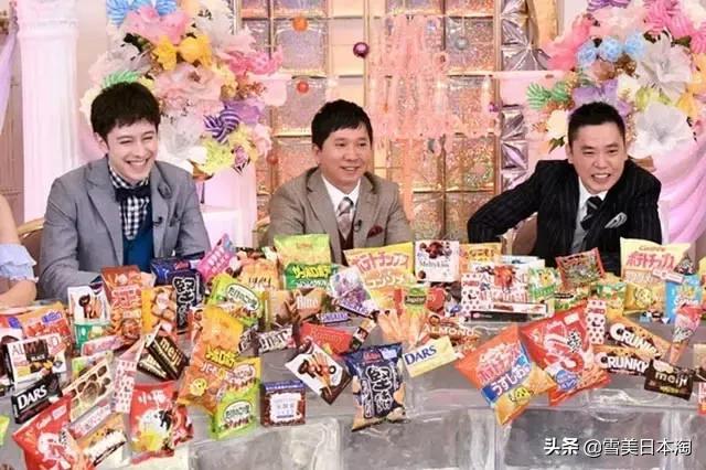 日本零食年度决选!这30款最好吃!