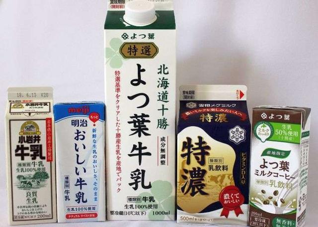 日本牛奶香浓醇香的秘密?彻底分析日本牛奶的秘密!
