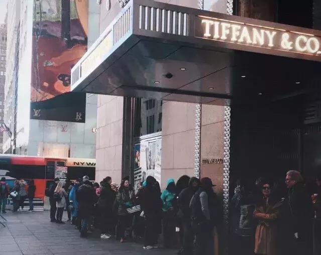 亚洲首家Tiffany Cafe来了