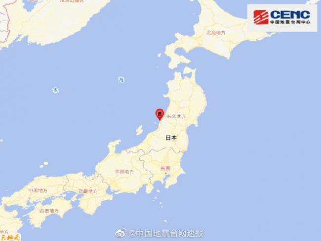 日本海域6.5级强震:各地摇晃剧烈 煤气出现泄漏