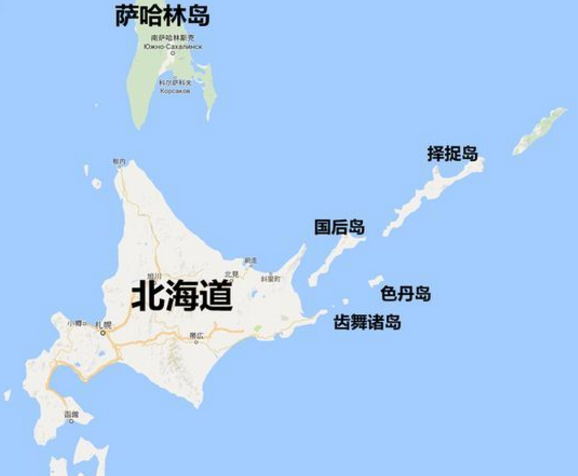 普京:俄将开发南千岛群岛,不会移交日本