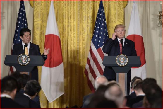 日本太占便宜!川普有意废除日美安保条约