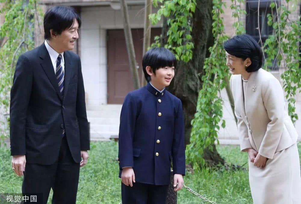 12岁小王子首次出国到不丹 日本王子公主有何职责