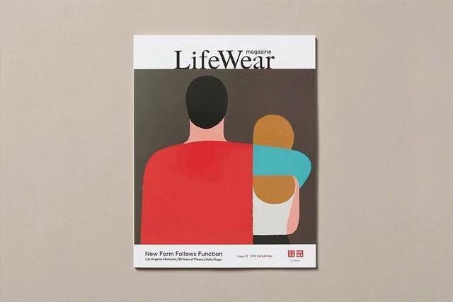 全日本最有范儿的男人,为优衣库做出了第一本杂志