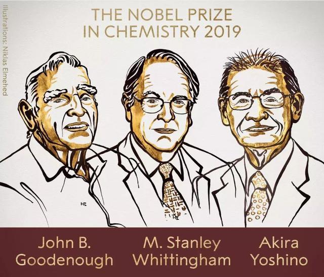 好事多磨 锂电池终获诺奖,日本科学家再次获奖