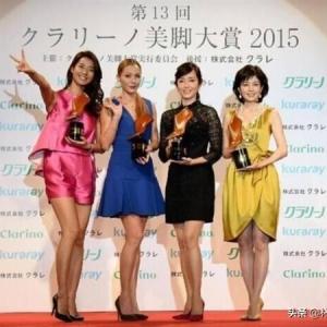 谁说日本无美腿?最新美腿女明星排行榜,冠军才18岁