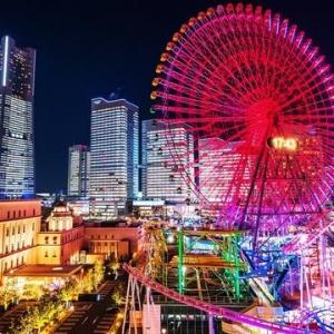 日本旅游 横滨20个情侣打卡景点(夜景篇)