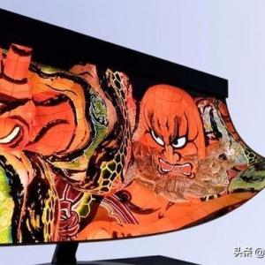 哈利波特式的创新 日本研制出可粘贴屏幕 中国液晶产业该害怕了 ...