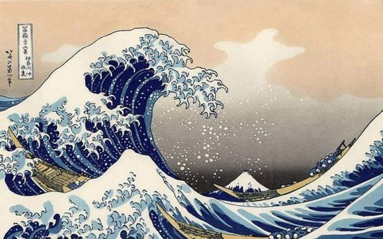 从浮世绘看明治维新——为什么非白人国家中只有日本能改革成功?