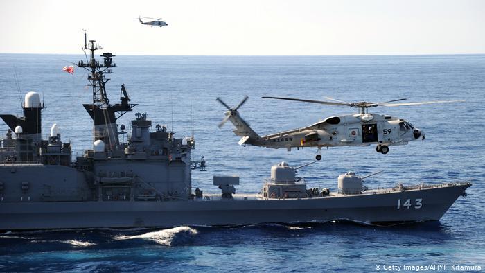日美联盟威胁中共 日本也宣布成立太空部队