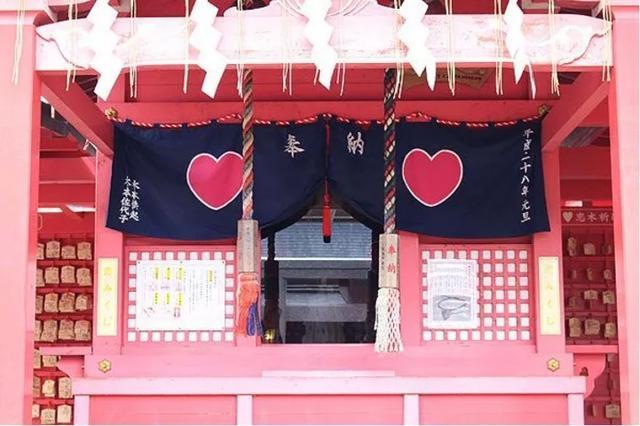 全日本最适合拍照晒图的十大神社,没人能逃过的神秘之美