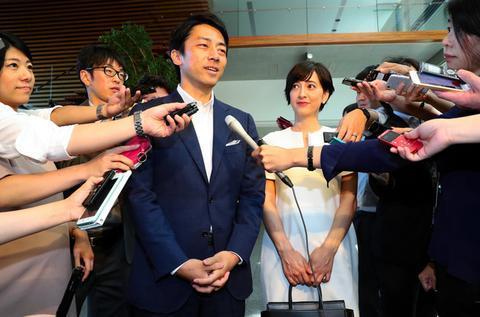 关系亮红灯?日媒曝日本前首相小泉纯一郎与儿子进次郎不和 ...