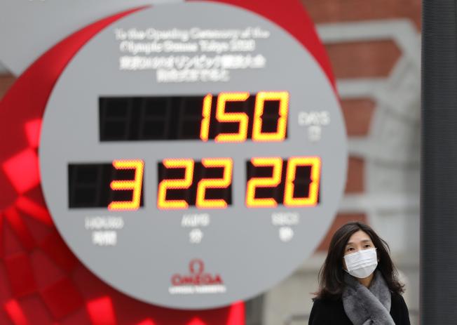 推迟东京奥运?日本还有3个月时间决定(图)