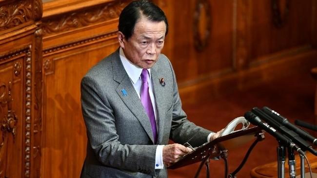"""日本副首相:世卫组织应改称""""中国卫生组织"""""""