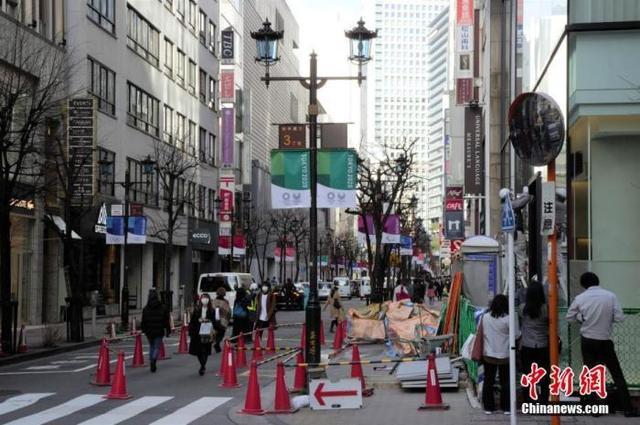 东京将于4月2日封城?日官房长官菅义伟:谣言 日本是否会发布紧急事态宣言? ...