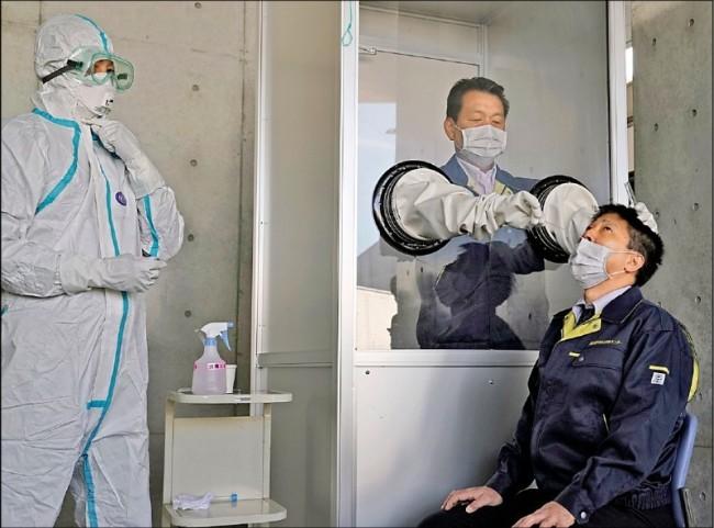 日本再爆检查乌龙 阳性出门上班、阴性居家隔离