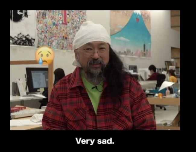 疫情冲击 日本艺术大师村上隆公司也面临破产